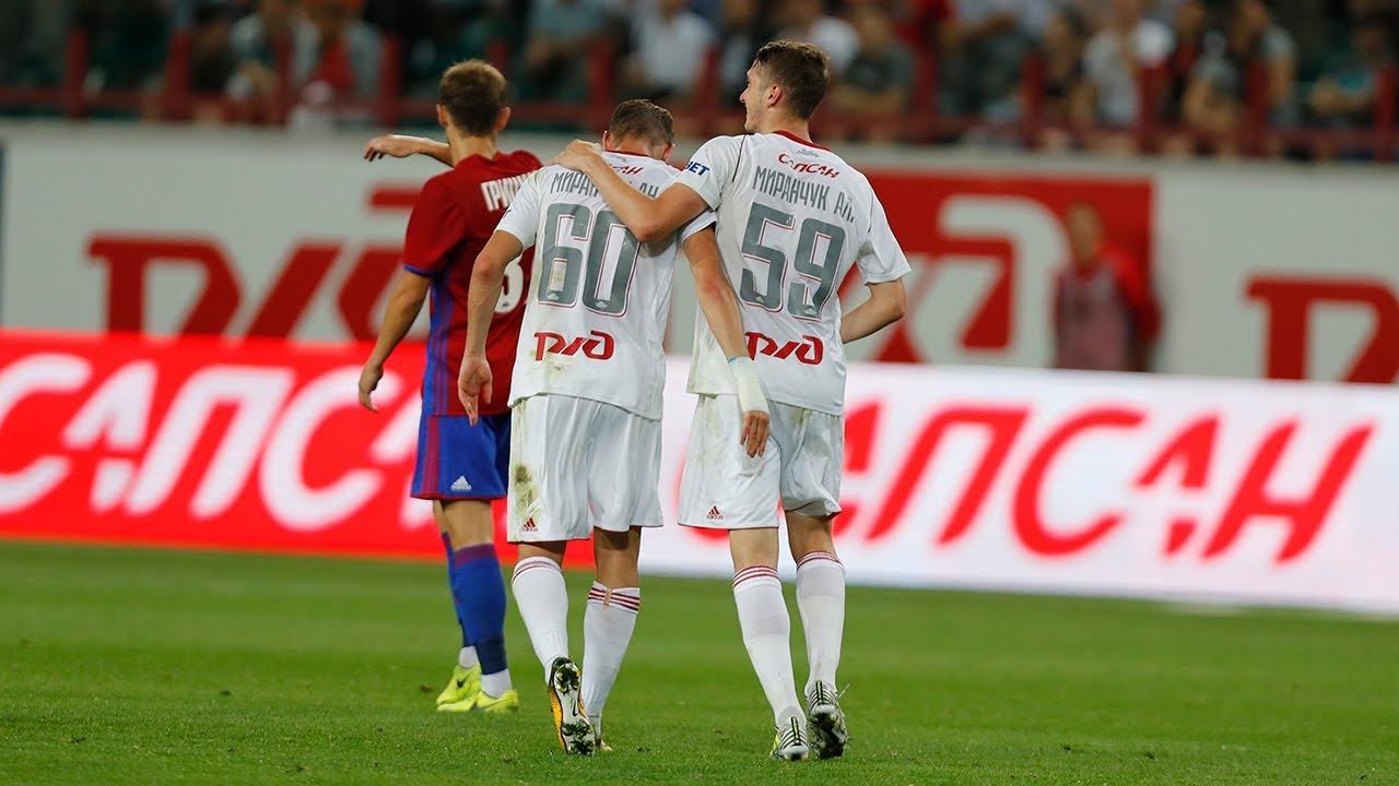 Локомотив ска обзор матча