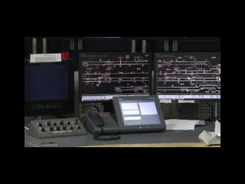 UK Railway Communications GSM-R Training Media - Role Management