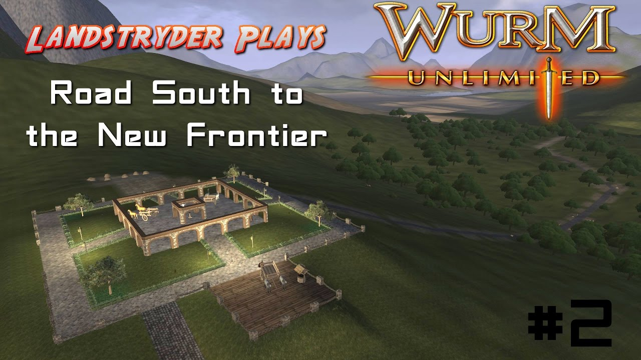 Wurm Unlimited Road South To The New Frontier Youtube