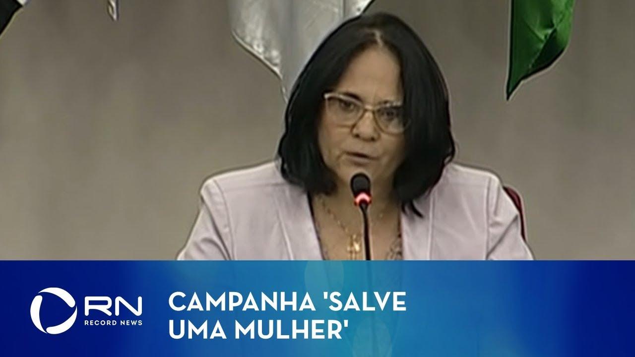 """Resultado de imagem para campanha """"Salve uma Mulher"""""""
