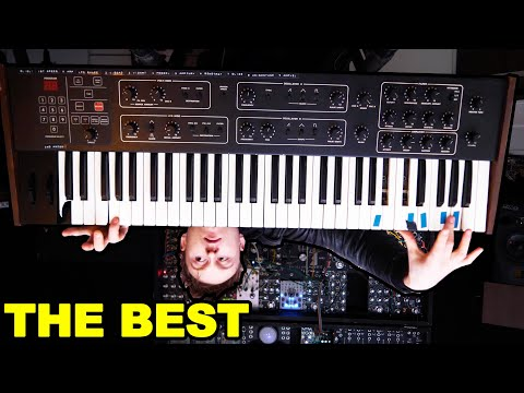 Criminally Underrated - Sequential Circuits Prophet 600 -