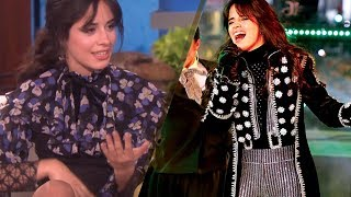 Camila Cabello Had WHAT in Her Pants During Her New Year's Eve Performance??!