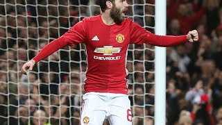 Manchester United 2-0 Hull City | MATA & FELLAINI GOALS WIN IT