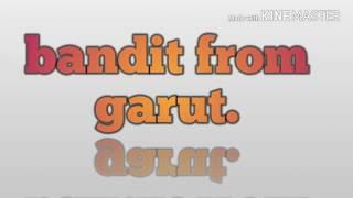 Video Bandit legendaris asal garut jhony indo download MP3, 3GP, MP4, WEBM, AVI, FLV Mei 2018