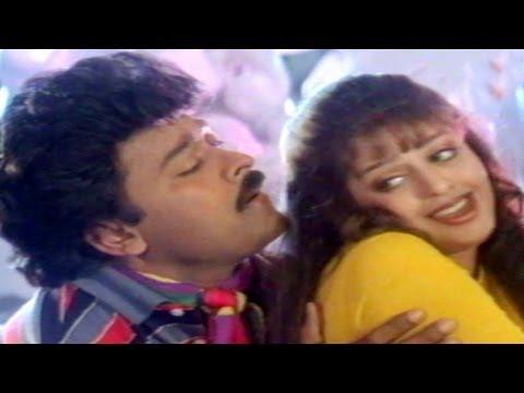 Gharana Mogudu Songs - Endibey Etaaga Undi - Chiranjeevi, Nagma - HD