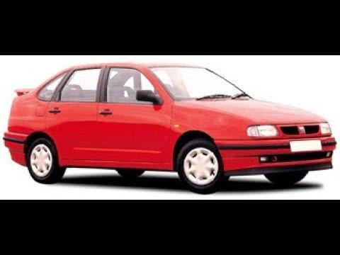Обзор редкого автомобиля Seat Cordoba!