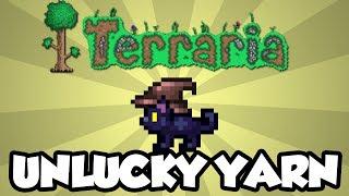 Terraria 1.2.1 - Unlucky Yarn (Halloween Update) - Cool Pet Kitty! Terraria Halloween.