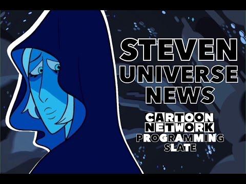 CARTOON NETWORK'S 2017-2018 SLATE | Steven Universe News