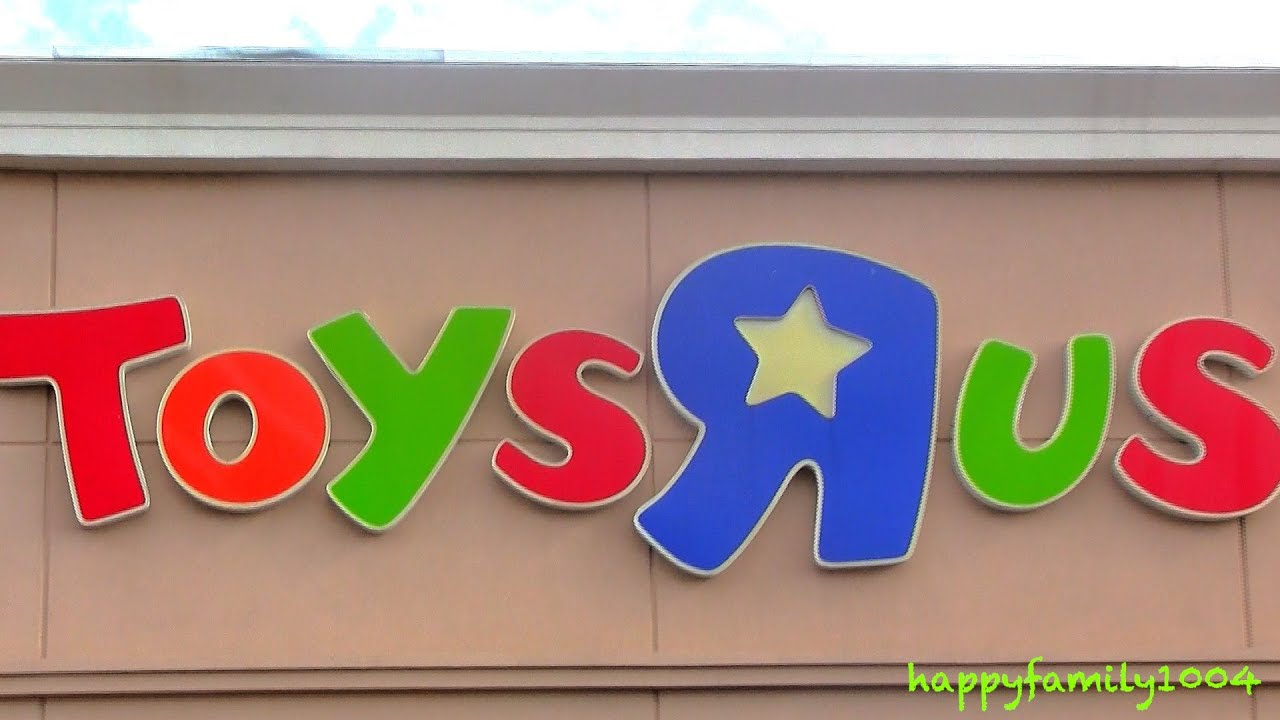 Nerf and boomco guns at toy 39 s r us youtube for Cuisinette toys r us