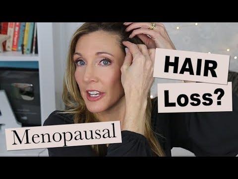 Menopausal Hair Loss? Regrow Hair Before + After