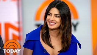 Priyanka Chopra On The Met Gala, Her Wedding And Jonas Brothers Reunion | TODAY