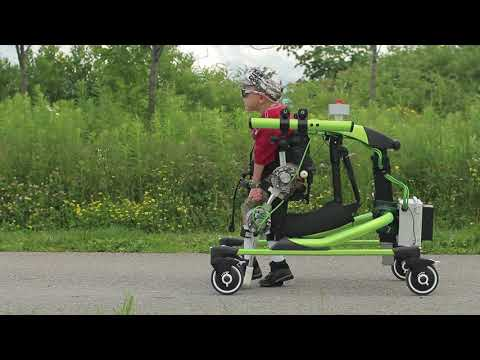 Helping children overcome their mobility challenges, Trexo Robotics gets a Y Combinator boost