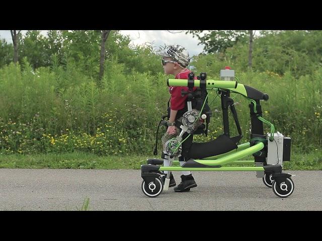 Startup Trexo Robotics Takes Another Step Forward With Children Iron Man Exoskeleton