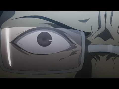 Tokyo Ghoul Re 2nd Season Naked Samurai Man Youtube