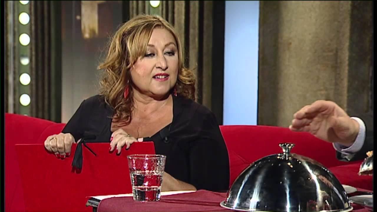 1. Halina Pawlowská - Show Jana Krause 16. 11. 2012