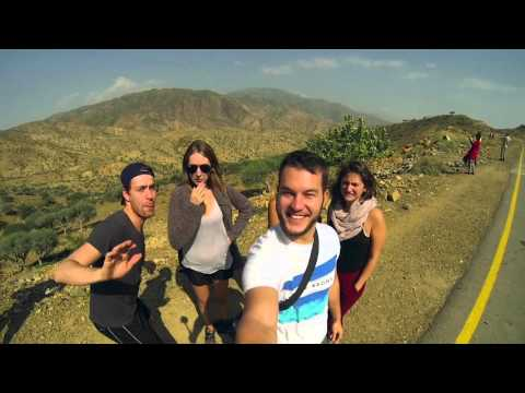 GoPro Adventure in the Danakil Depression - Ethiopia