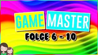 GAME MASTER FOLGEN 6-10 👹 Game Master jagt Ava Sammlung Compilation - Alles Ava
