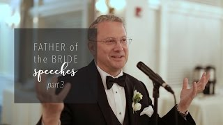 Father of The Bride Speech | Heartwarming