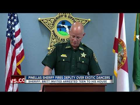 Thumbnail: Pinellas deputy fired after investigation reveals he pursued woman he recently arrested