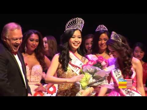 Miss Asian Pacific 2015 Final moments