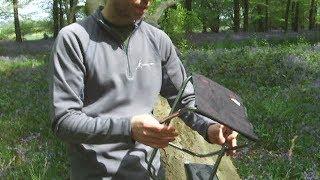 Robens Folding Discover Stool Review
