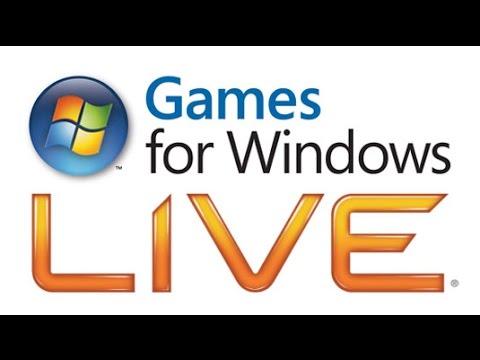 Windows 10 Games for windows live kurulumu