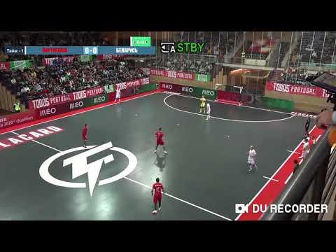 Португалия-Беларусь 2:1(0:1) 30.01.20.