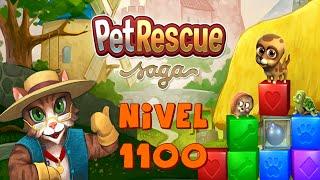 Pet Rescue Saga Nivel 1100 | S…