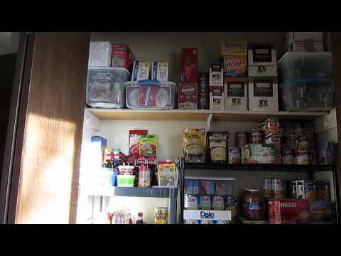 Prepping: SHTF Food Storage Update for 2015