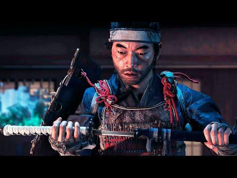 Ghost Of Tsushima — Русский сюжетный трейлер игры (Субтитры, 2020)