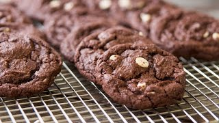 Fudgy Chip Cookies | June Cookie Of The Month