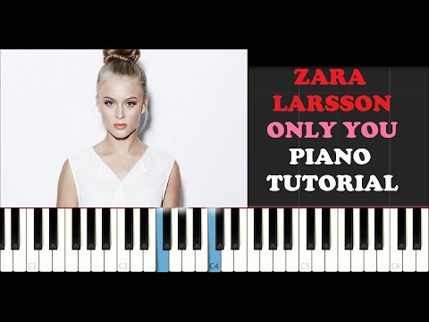 Only You Guitar Chords - Zara Larsson - Khmer Chords