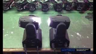 12W Single Head LED Mini Moving Head Beam Light,Mini Beam For Stage Light