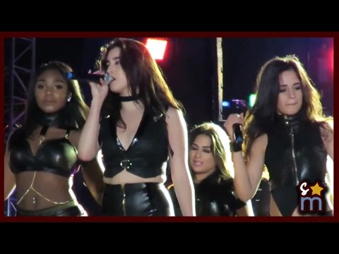 "Fifth Harmony - ""Write On Me"" at Wango Tango 2016"