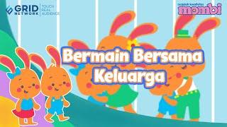 Lagu anak anak - Bermain Bersama Keluarga - Lagu Anak Indonesia