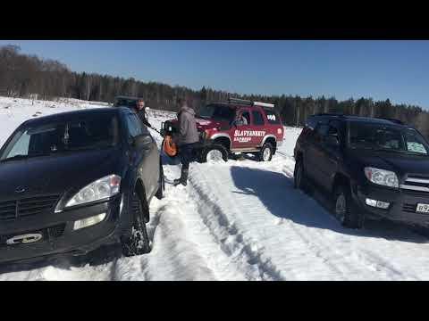 Toyota 4Runner, Hilux Surf, Patrol и Kyron