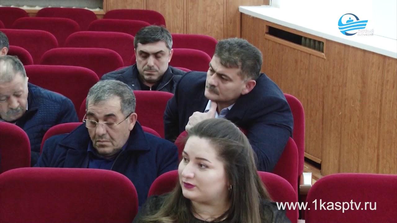 Прием граждан состоялся в городской администрации