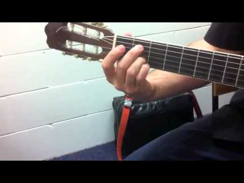 Guitar Chord Practice. ||: G | C2 D :|| and ||: G | A7 D7 :|| - YouTube