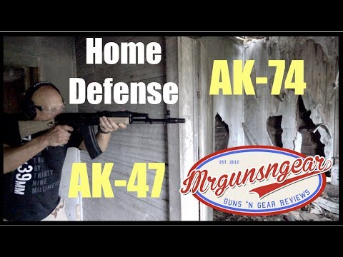 Setting Up A Home Defense AK-47 or AK-74: Gear & Ammo Advice (4K)