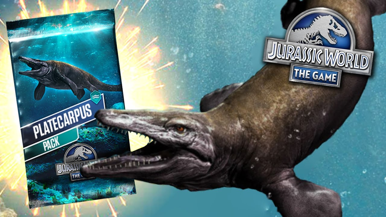 A NEW AQUATIC CREATURE IS COMING!!! | Jurassic World - The Game - Ep493 HD