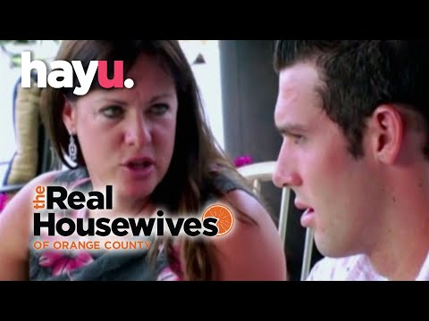 Jeana hosts a community BBQ // The Real Housewives of OC