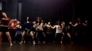 "Beyonce "" Yonce' "" - Choreography By Nikos Koukakis"