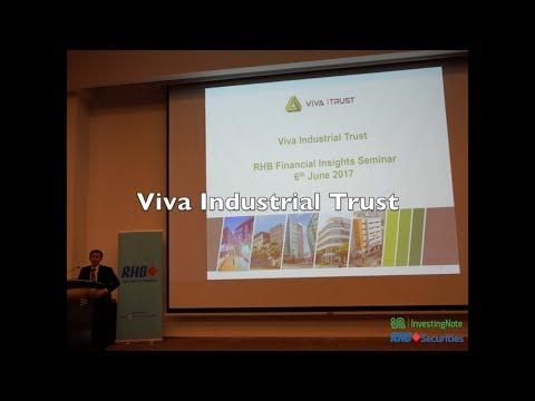 Viva Industrial Trust: RHB Securities Singapore 25 Jewels 2017