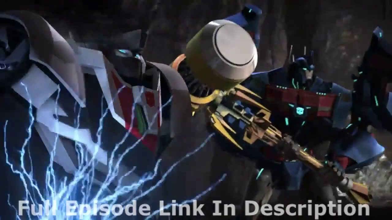 Transformers Prime Season 03 Episode 09 Evolution Part 4 In Hindi. Transformers Prime In Hindi