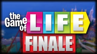 WHO WINS LIFE?! - The Game of Life 2016 Gameplay - Part 4 (The Game of Life 2016 Edition)