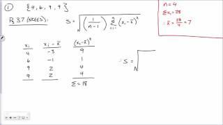 FE Exam Review:  Probability, Statistics & Computational Tools (2016.11.15)