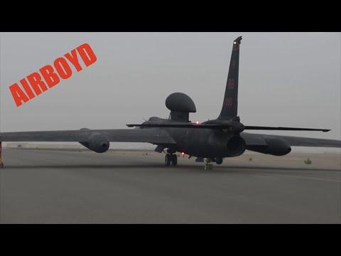 U-2 Dragon Lady Operations in Southwest Asia