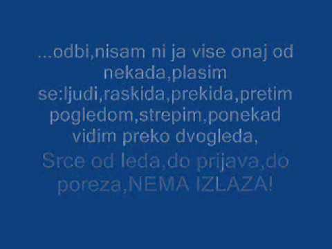Marcelo-Kuca na promaji(Lyrics)