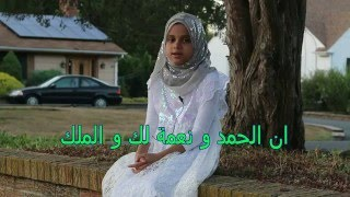A beautiful nasheed on