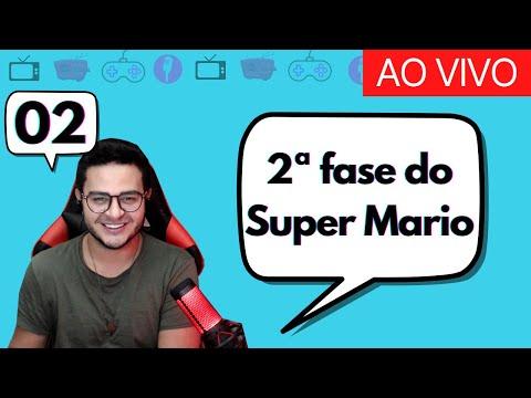 LIVE GAMER: Jogando SUPER MARIO WORLD ao vivo ( segunda fase ) | Jogos antigos do Super Nintendo